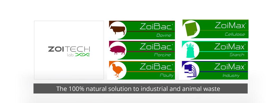 ZoitechLab - ZoiBac y ZoiMax