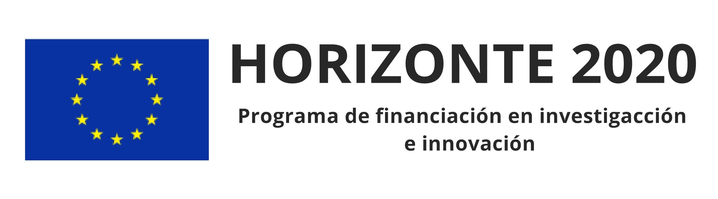Horizonte 2020 programa de financiación europeo en investigación e innovación