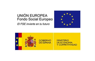 Ayuda para Contrato Torres Quevedo. UE Fondo Social Europeo